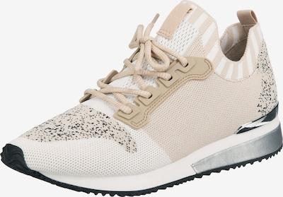 LA STRADA Sneaker in beige / creme / ecru / schwarz / weiß, Produktansicht
