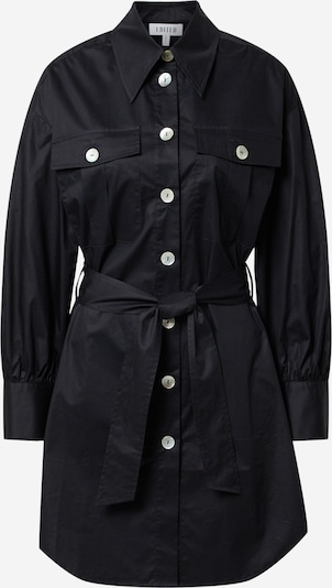EDITED Shirt dress 'Kailey' in Black, Item view