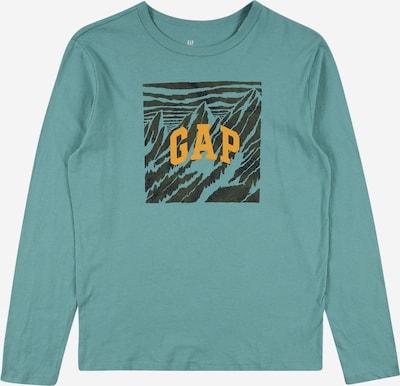 GAP Majica u žuta / žad / crna, Pregled proizvoda