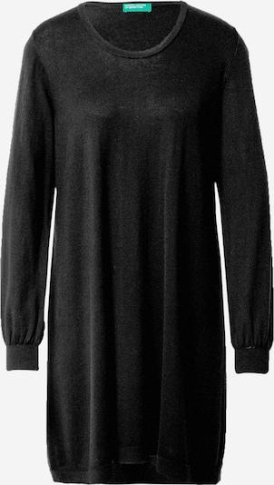 UNITED COLORS OF BENETTON Kleid in schwarz, Produktansicht