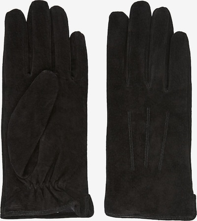 PIECES Full Finger Gloves 'Nellie' in Black, Item view