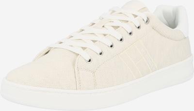 Sneaker bassa TOMMY HILFIGER di colore beige / bianco, Visualizzazione prodotti