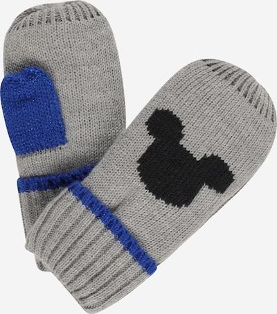 GAP Gants 'MITTEN' en bleu / gris / noir, Vue avec produit