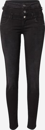 LIU JO JEANS Jeans 'RAMPY' in black denim, Produktansicht