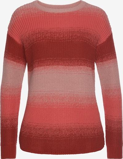 TAMARIS Sweater in Pink / Red, Item view