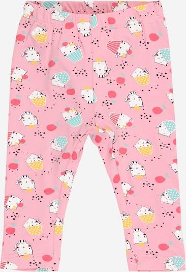 Guppy Leggings 'FAIRY' in türkis / gelb / rosa / pitaya / weiß, Produktansicht
