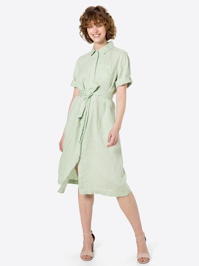 STREET ONE Blusenkleid in hellgrün, Modelansicht