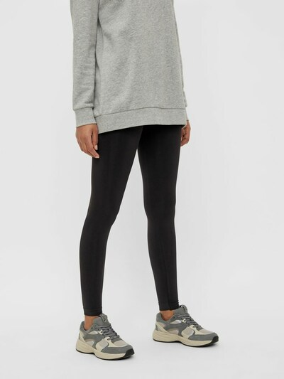 MAMALICIOUS Leggings 'Alexa' in schwarz, Modelansicht