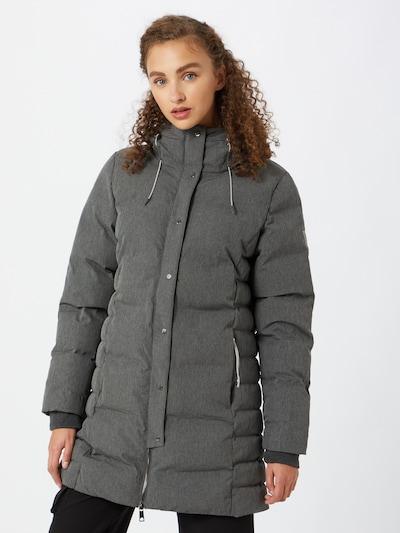 STREET ONE Mantel in graumeliert, Modelansicht