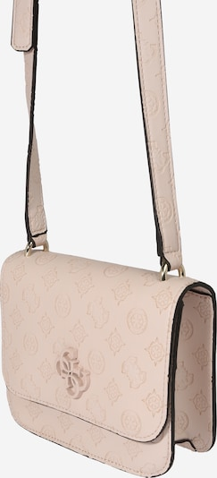 GUESS Чанта за през рамо тип преметка 'Noelle' в мръсно бяло, Преглед на продукта