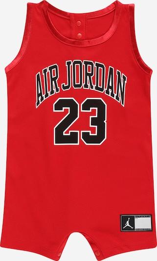 Jordan Kombinezons, krāsa - sarkans / melns / balts, Preces skats