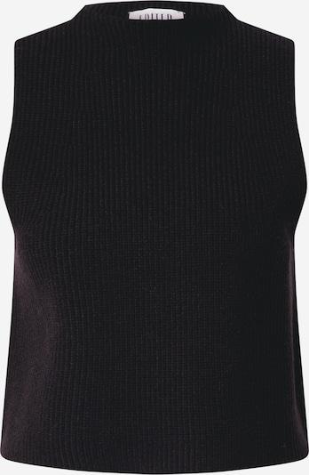 EDITED Pullover 'Hanna' in schwarz, Produktansicht