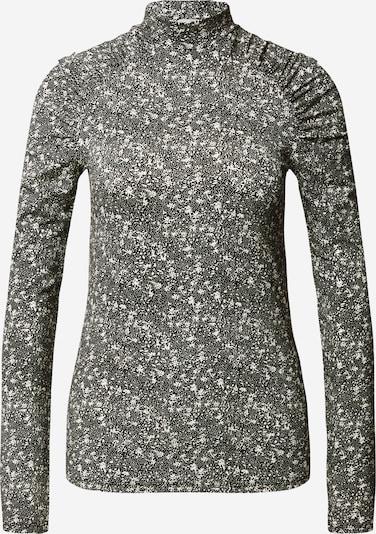 Soft Rebels Тениска 'Veda' в сиво / бяло, Преглед на продукта