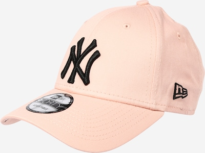 NEW ERA Cap 'LEAGUE' in nude / schwarz, Produktansicht