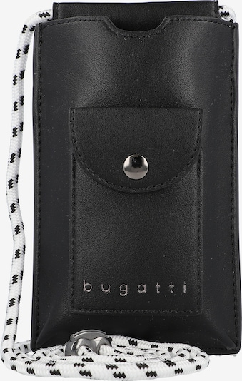 bugatti Smartphonehoesje 'Alma' in de kleur Zwart, Productweergave