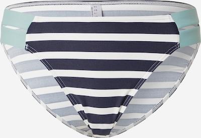 ESPRIT Bikinihose 'TAMPA' in navy / hellblau / weiß, Produktansicht