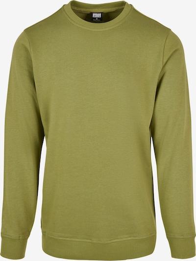 Urban Classics Sportisks džemperis olīvzaļš, Preces skats
