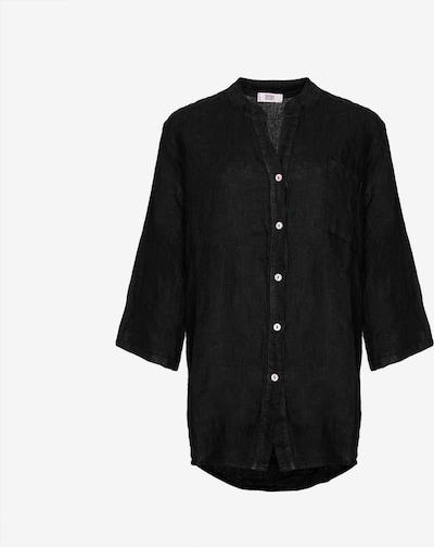 Tiffany Bluse in schwarz, Produktansicht