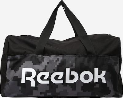 Reebok Sport Sportovní taška - šedá / černá / bílá, Produkt