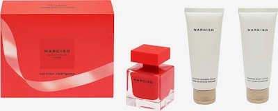 narciso rodriguez Duft-Set 'Rouge' in rot / weiß, Produktansicht