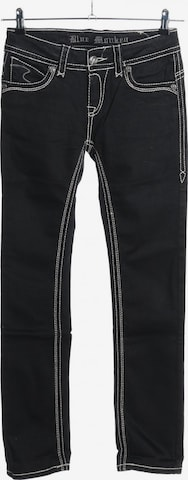 Blue Monkey Jeans in 27-28 x 32 in Black