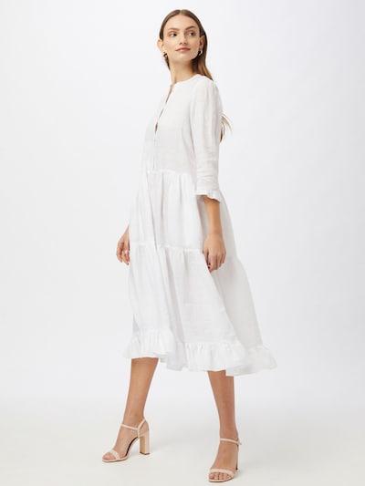 Line of Oslo Kleid 'Che' in weiß, Modelansicht
