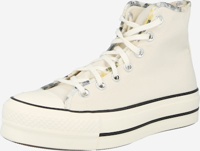 CONVERSE Sneakers high 'Chuck Taylor' in Beige / Grey, Item view