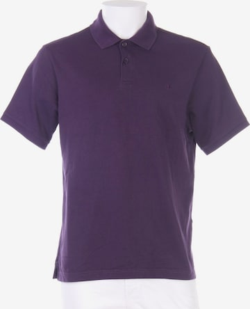 Champion Authentic Athletic Apparel Poloshirt in L in Lila