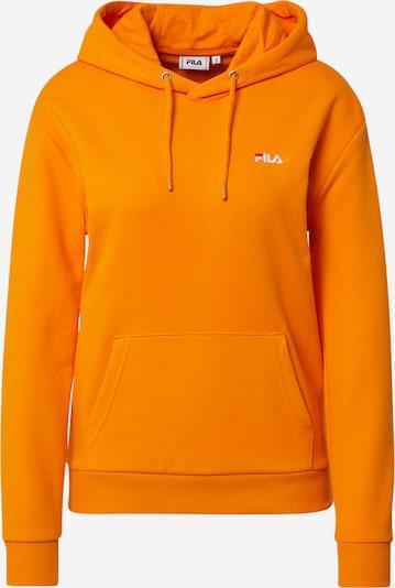 FILA Sweat-shirt 'EBBA' en orange, Vue avec produit
