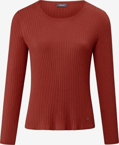 Basler Pullover in braun, Produktansicht
