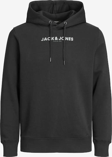 JACK & JONES Pull-over 'JPRBLABOOSTER' en noir / blanc, Vue avec produit