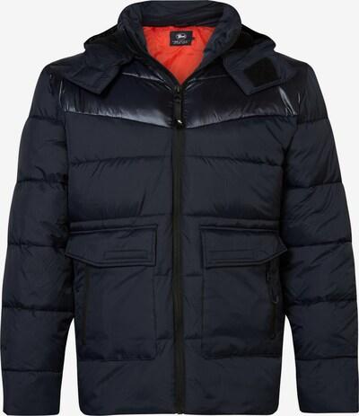 Petrol Industries Winterjas in de kleur Donkerblauw, Productweergave