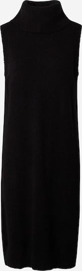 VILA Gebreide jurk in de kleur Zwart, Productweergave