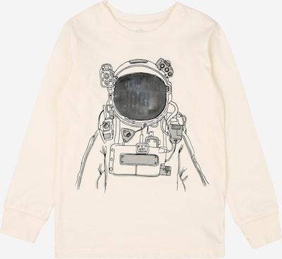 OshKosh Shirt in grau / graphit / weißmeliert, Produktansicht