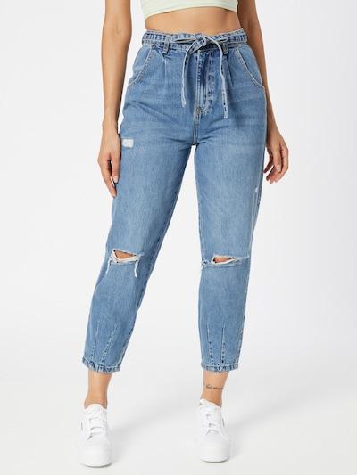 Tally Weijl Jeans 'SPADEPACO' i blå denim, På modell