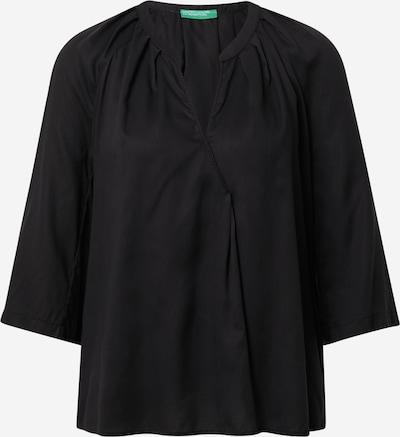 Bluză UNITED COLORS OF BENETTON pe negru, Vizualizare produs