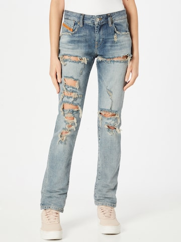 DIESEL Jeans 'LYLA' i blå