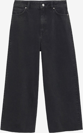 MANGO Jeans 'Carol' in black denim, Produktansicht