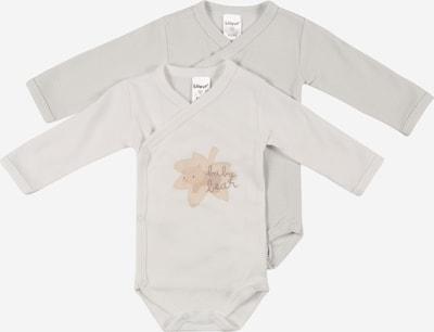 LILIPUT Body in beige / grau / weiß, Produktansicht
