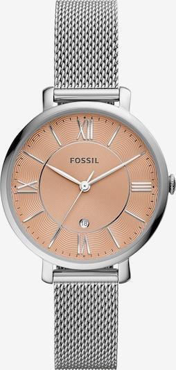FOSSIL Uhr in rosé / silber, Produktansicht
