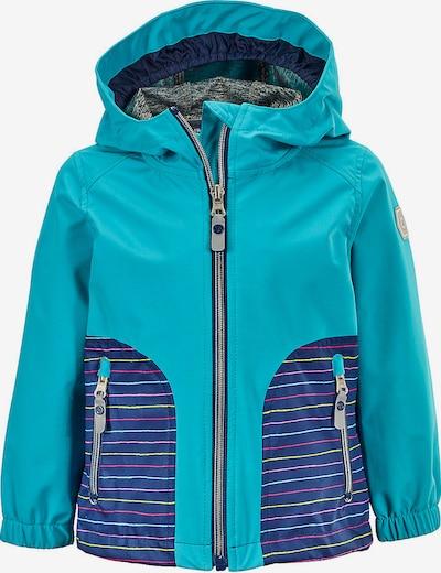 KILLTEC Jacke in blau / dunkelblau, Produktansicht