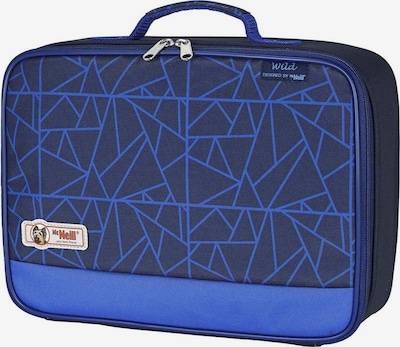 MCNEILL Tas in de kleur Lichtblauw / Donkerblauw, Productweergave