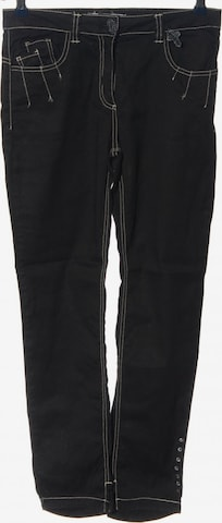 Elisa Cavaletti Pants in S in Black