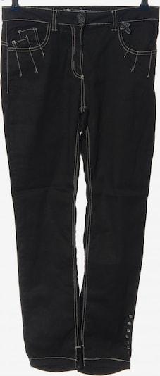 Elisa Cavaletti Stoffhose in S in schwarz, Produktansicht