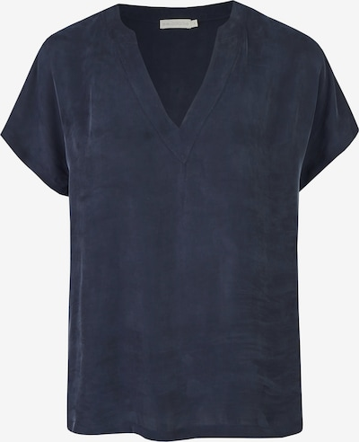 eve in paradise Bluse 'Rebecca' in dunkelblau, Produktansicht
