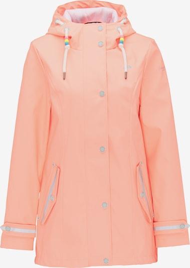 Schmuddelwedda Regenjacke in orange, Produktansicht