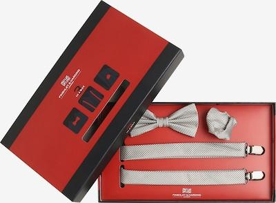 Finshley & Harding London Accessoire-Set in ecru, Produktansicht