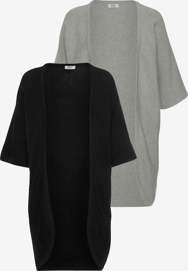 FLASHLIGHTS Jacke in grau / schwarz, Produktansicht