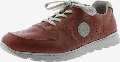 RIEKER Athletic lace-up shoe in auburn, Item view