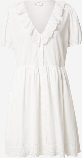 VILA Kleid in weiß, Produktansicht